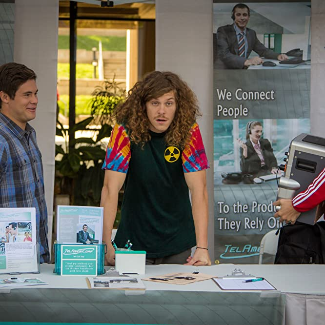 Adam Devine, Anders Holm, and Blake Anderson in Workaholics (2011)
