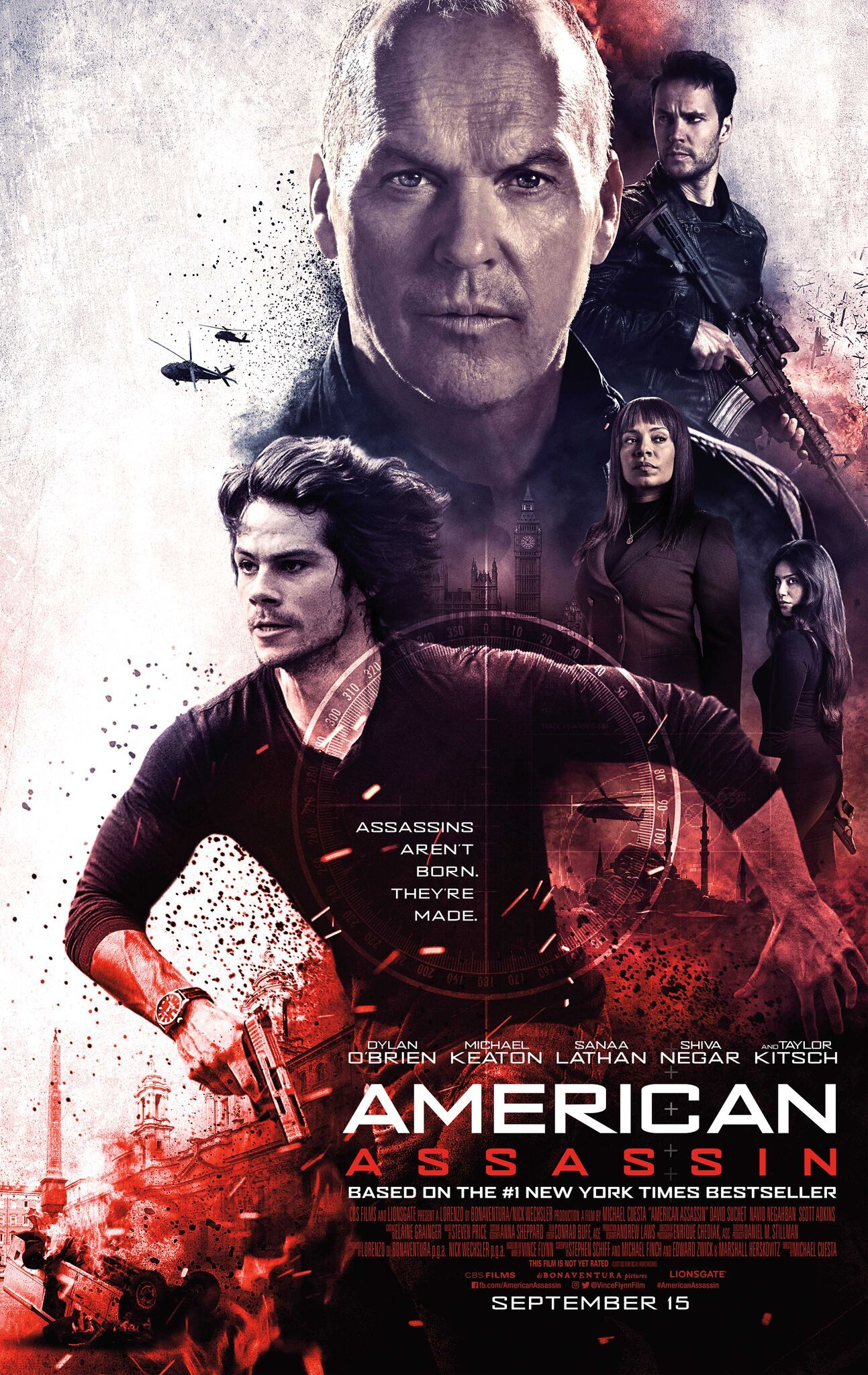 image American Assassin Watch Full Movie Free Online