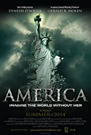 America: Imagine the World Without Her (2014) Poster - Movie Forum, Cast, Reviews