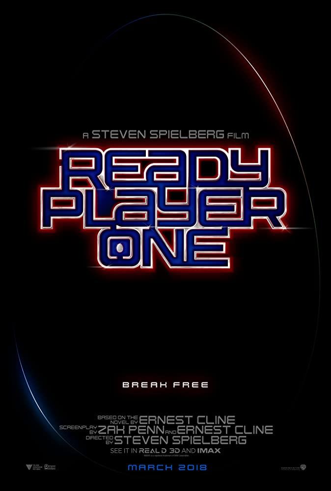 Image result for Ready Player One (2018)