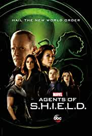 Agents of S.H.I.E.L.D. tv poster