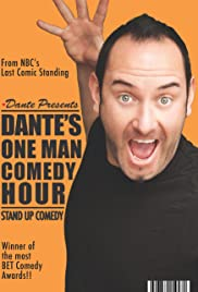 Dante's One Man Comedy Hour Poster