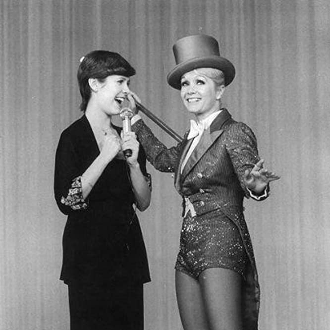 Carrie Fisher and Debbie Reynolds in Bright Lights: Starring Carrie Fisher and Debbie Reynolds (2016)