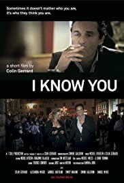 I Know You Poster