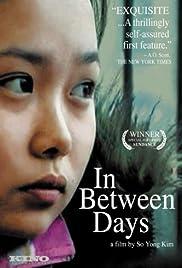 In Between Days Poster