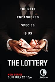 The Lottery Poster - TV Show Forum, Cast, Reviews