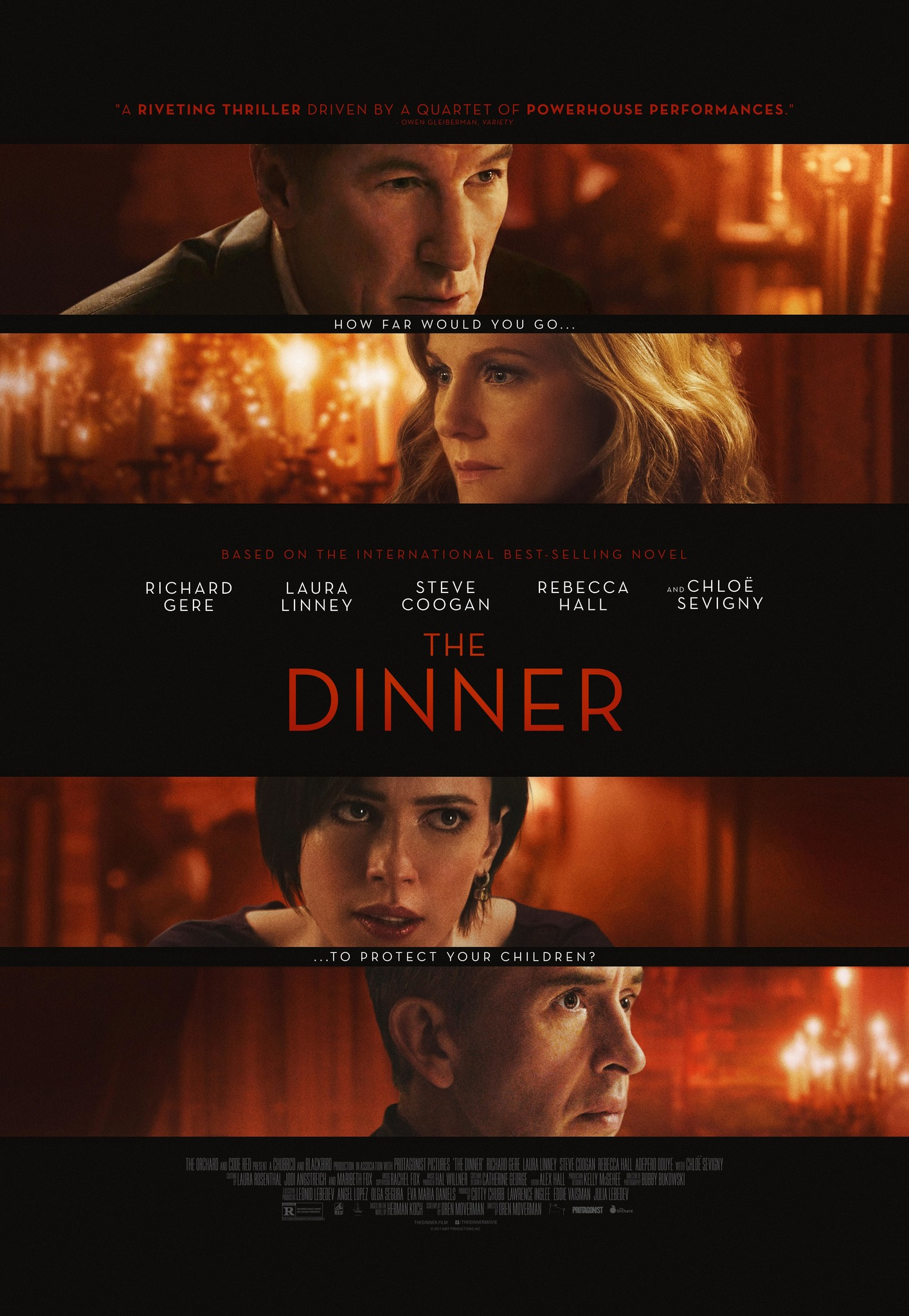 image The Dinner (2017/I) Watch Full Movie Free Online