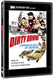 Dirty Driving: Thundercars of Indiana Poster