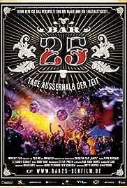Bar25 Poster