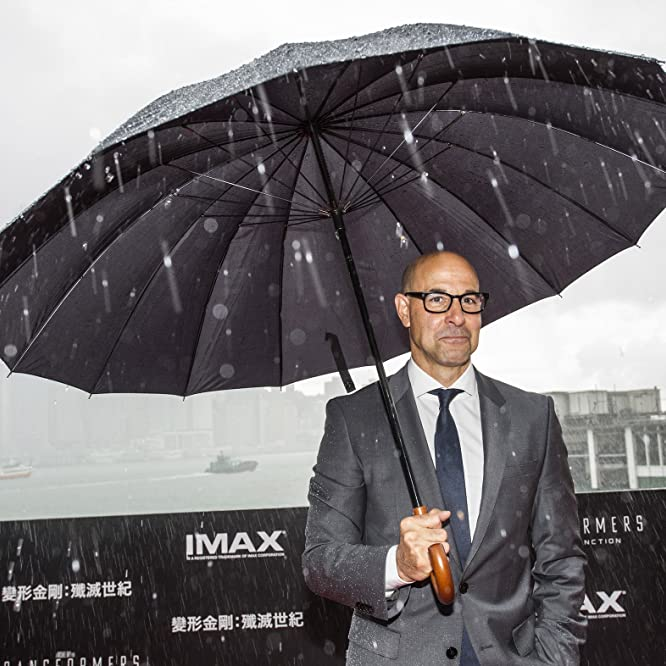 Stanley Tucci arrives at the worldwide premiere screening of