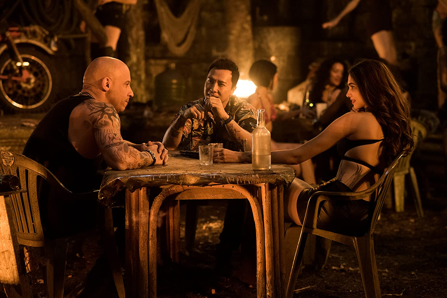 xXx: Reactivado (Return of Xander Cage)