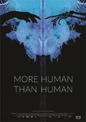 More Human Than Human (2018) poster