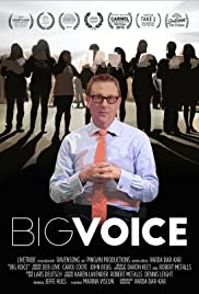 Big Voice Poster