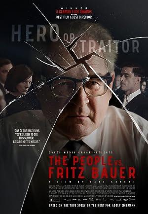 ver El Caso Fritz Bauer (Der Staat gegen Fritz Bauer)