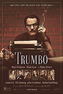 Trumbo (2015) Poster