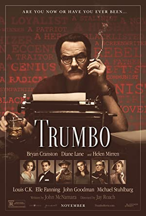 Trumbo. La lista negra de Hollywood -