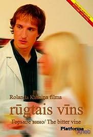 Rugtais vins Poster