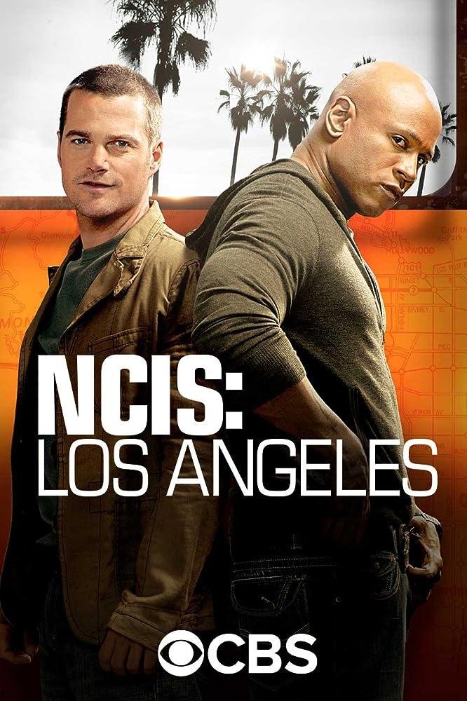 NCIS:LA       Cover