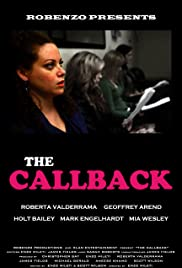The Callback Poster