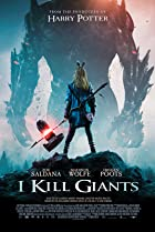 I Kill Giants (2017) Poster
