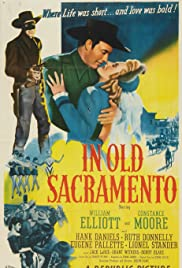 In Old Sacramento Poster