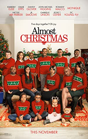 Poster Almost Christmas
