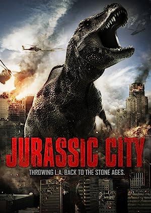JURASSIC CITY ไดโนเสาร์ถล่มเมือง