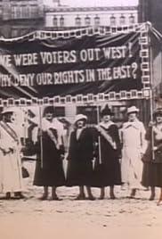 Sufferin' Till Suffrage Poster
