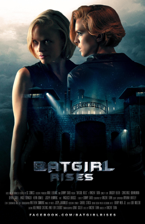 image Batgirl Rises (2015) (V) Watch Full Movie Free Online