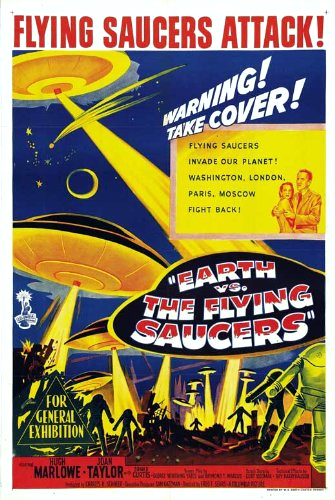 image Earth vs. the Flying Saucers Watch Full Movie Free Online