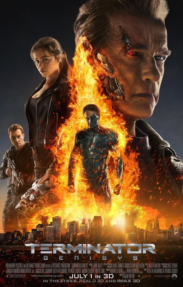 Terminator Genisys 2015 Hindi Dubbed