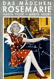 Rosemary(1958) Poster - Movie Forum, Cast, Reviews
