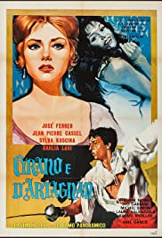 Cyrano et d'Artagnan (1964) Poster - Movie Forum, Cast, Reviews