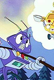 The Robot's Robot Poster