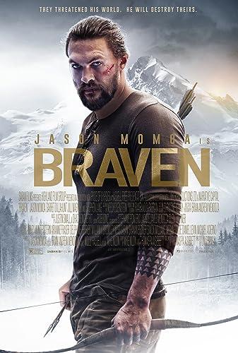 Poster Film Braven