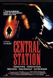 Estación Central Poster