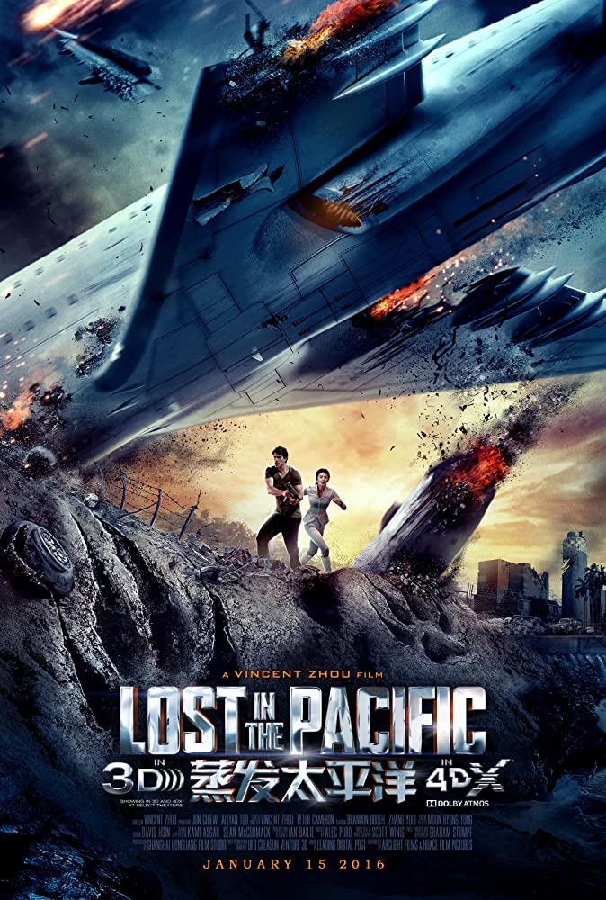 Lost in the Pacific 2016 720p HEVC WEB-DL 300MB Movies