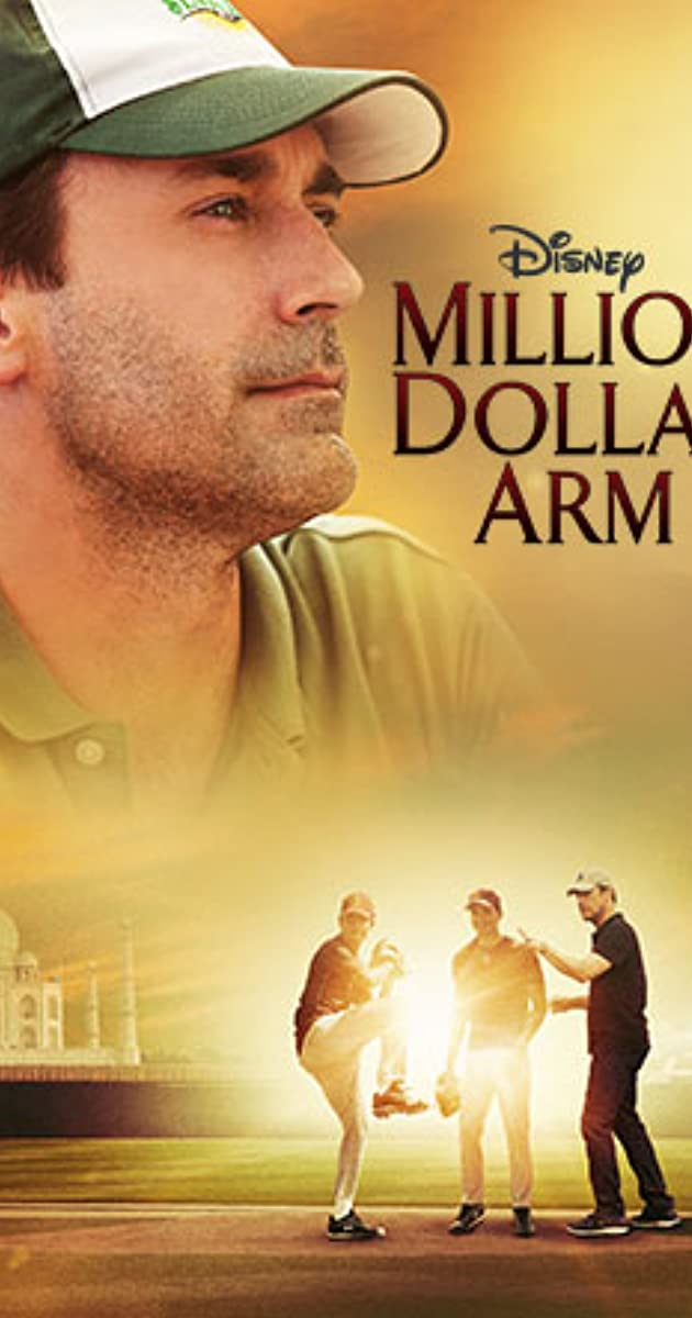 Ranka verta milijono / Million Dollar Arm (2014) Online