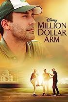 Million Dollar Arm (2014) Poster
