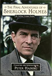 The Return of Sherlock Holmes Poster - TV Show Forum, Cast, Reviews