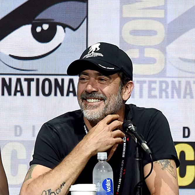 Jeffrey Dean Morgan at an event for The Walking Dead (2010)