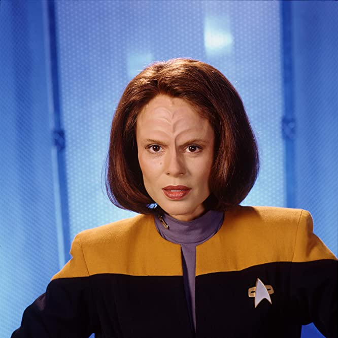 Roxann Dawson in Star Trek: Voyager (1995)