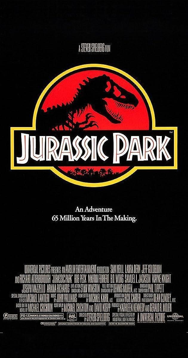 Jurassic Park 1993 Plot Summary IMDb
