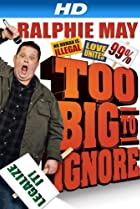 Image of Ralphie May: Too Big to Ignore