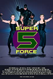 Superforce Five Poster