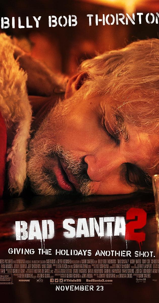 Blogasis Santa 2 / Bad Santa 2 (2016) Online