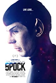 For the Love of Spock (2016) Poster - Movie Forum, Cast, Reviews