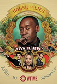 House of Lies Poster - TV Show Forum, Cast, Reviews