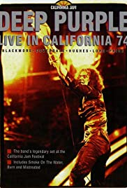 Deep Purple: Live in California 1974 Poster