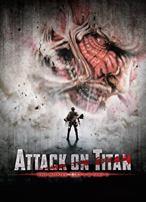 Attack on Titan: Part 2 poster